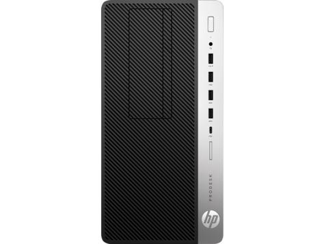 HP ProDesk 600 G4 MT i5-8600/8GB/256SSD/DVD/W10P