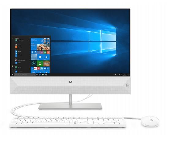HP Pavilion AiO 24-xa0006nc FHD i5-8400T/8GB/1TB+128SSD/NV MX130/2RServis/W10