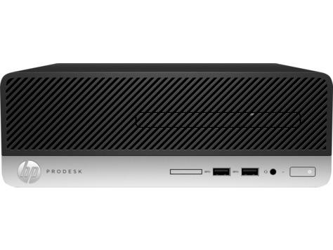 HP ProDesk 400 G5 SFF i5-8600/8GB/256SSD/DVD/W10P