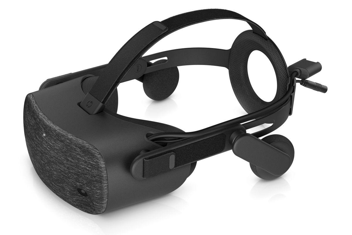 HP MR VR1000 Headset dual 2160x2160