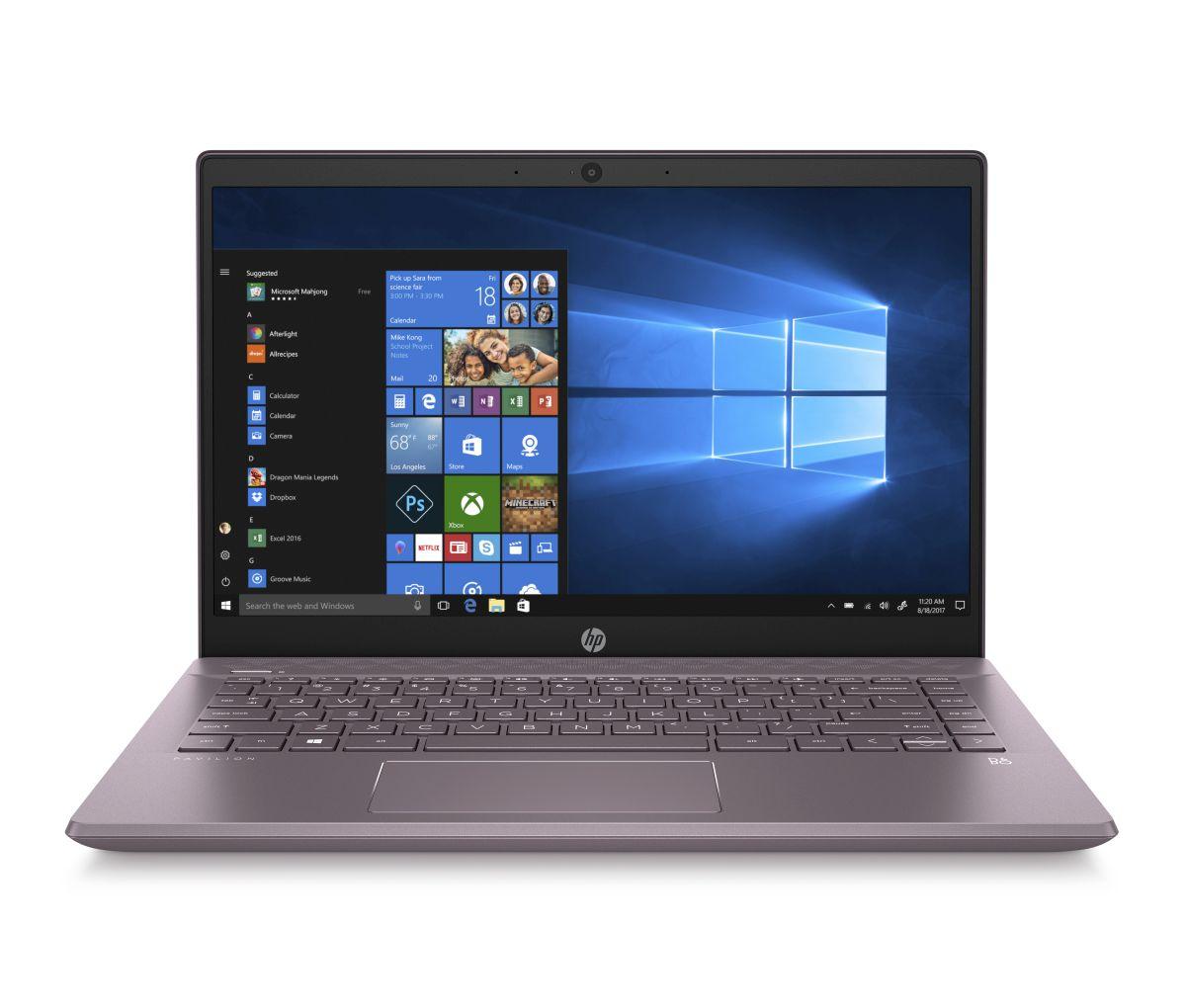 HP Pavilion 14-ce2004nc FHD i3-8145U/8GB/1TB+256SSD/2RServis/W10-mauve
