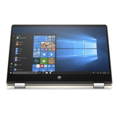 HP Pavilion x360 14-dh0001nc FHD N5000/8GB/1TTB/2RServis/W10-gold