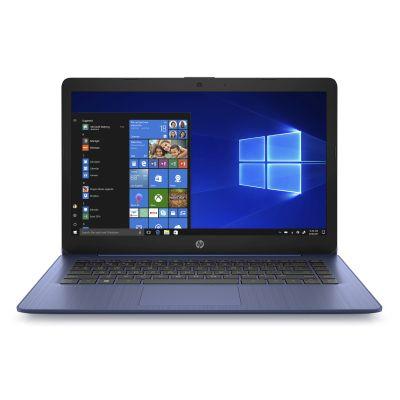 HP Stream 14-ds0010nc FHD A4-9120e/4G/64G/W10-blue
