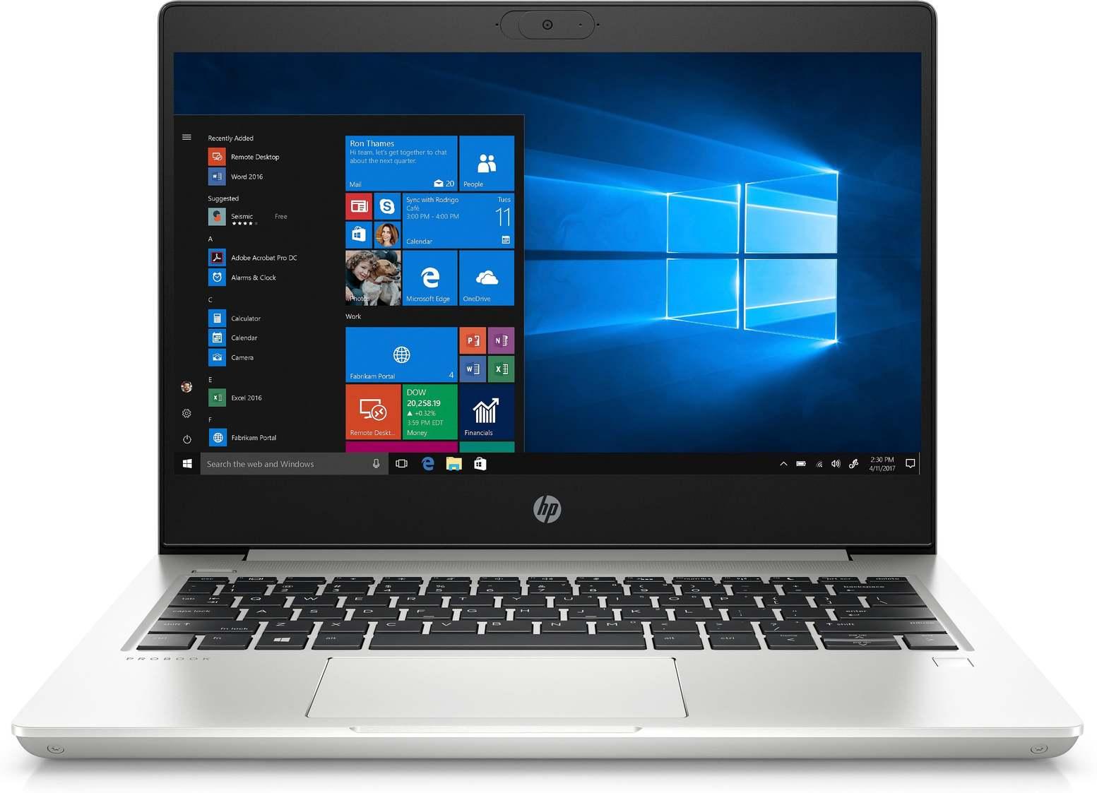 "HP ProBook 430 G7 13,3"" FHD 250nts i5-10210U/8GB/256GB M.2 SSD/WiFi/BT/W10P"