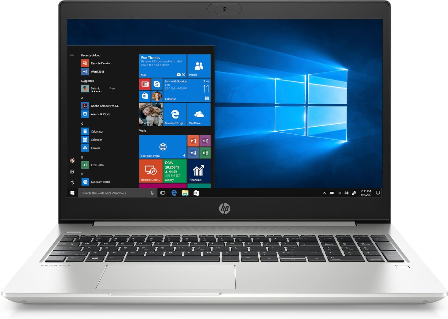 HP ProBook 450 G7 15,6'' FHD 250nts i3-10110U/8GB/256GB M.2/WiFi/BT/W10Pro - 8MH53EA#BCM