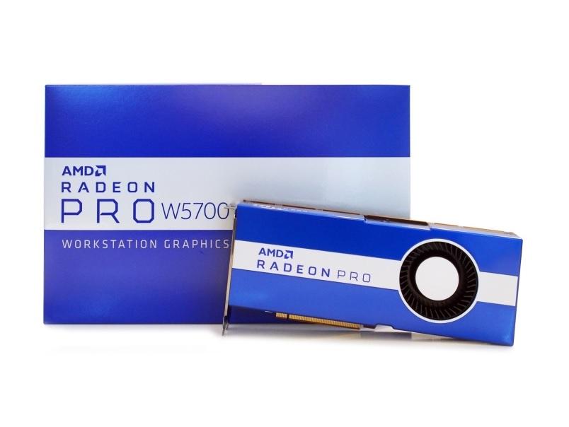 HP AMD Radeon Pro W5700 8GB 5x mDP+USBc