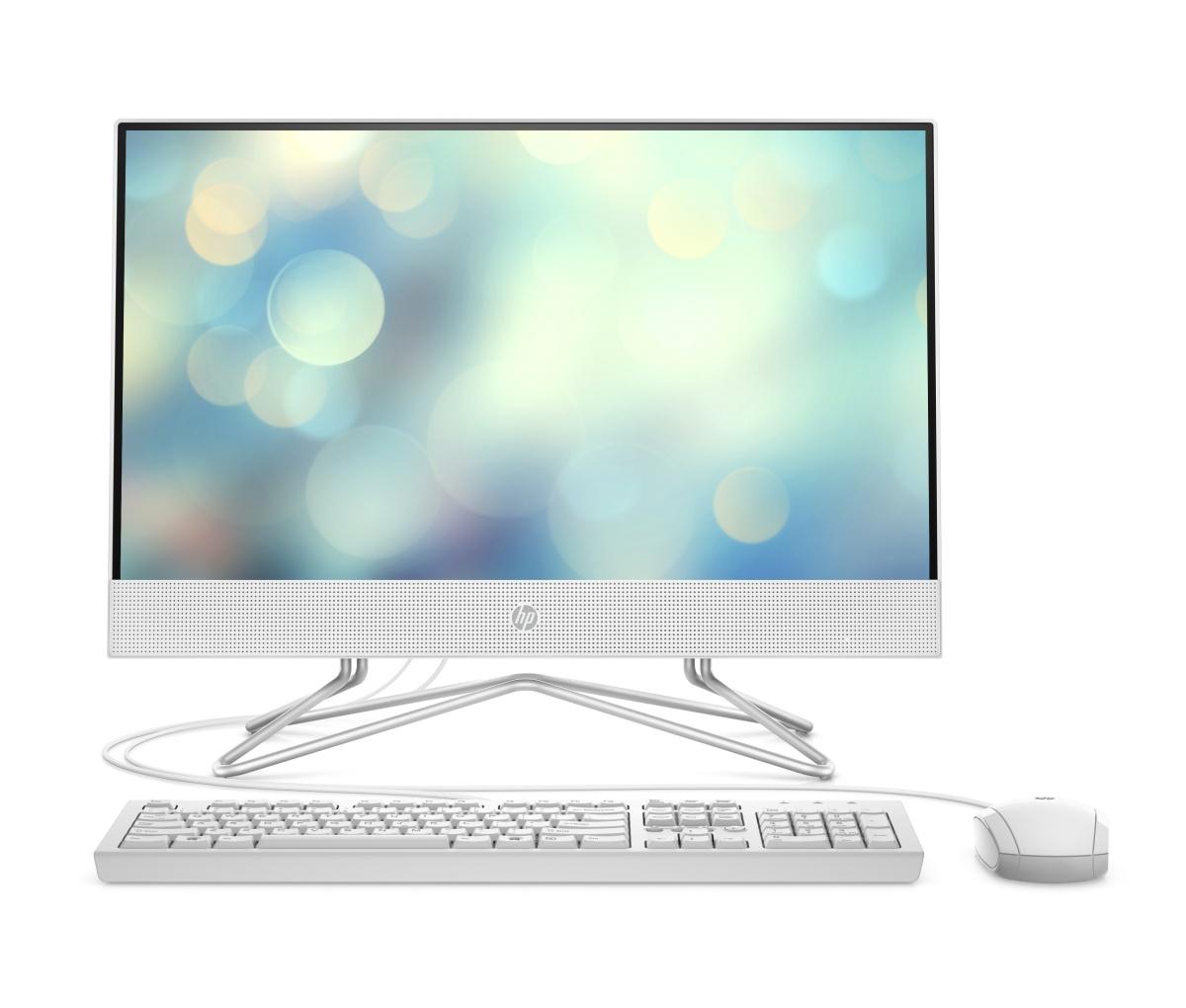 HP 205 G4 AiO 21.5' NT R3-3250/4GB/1TB/DVD/Dos