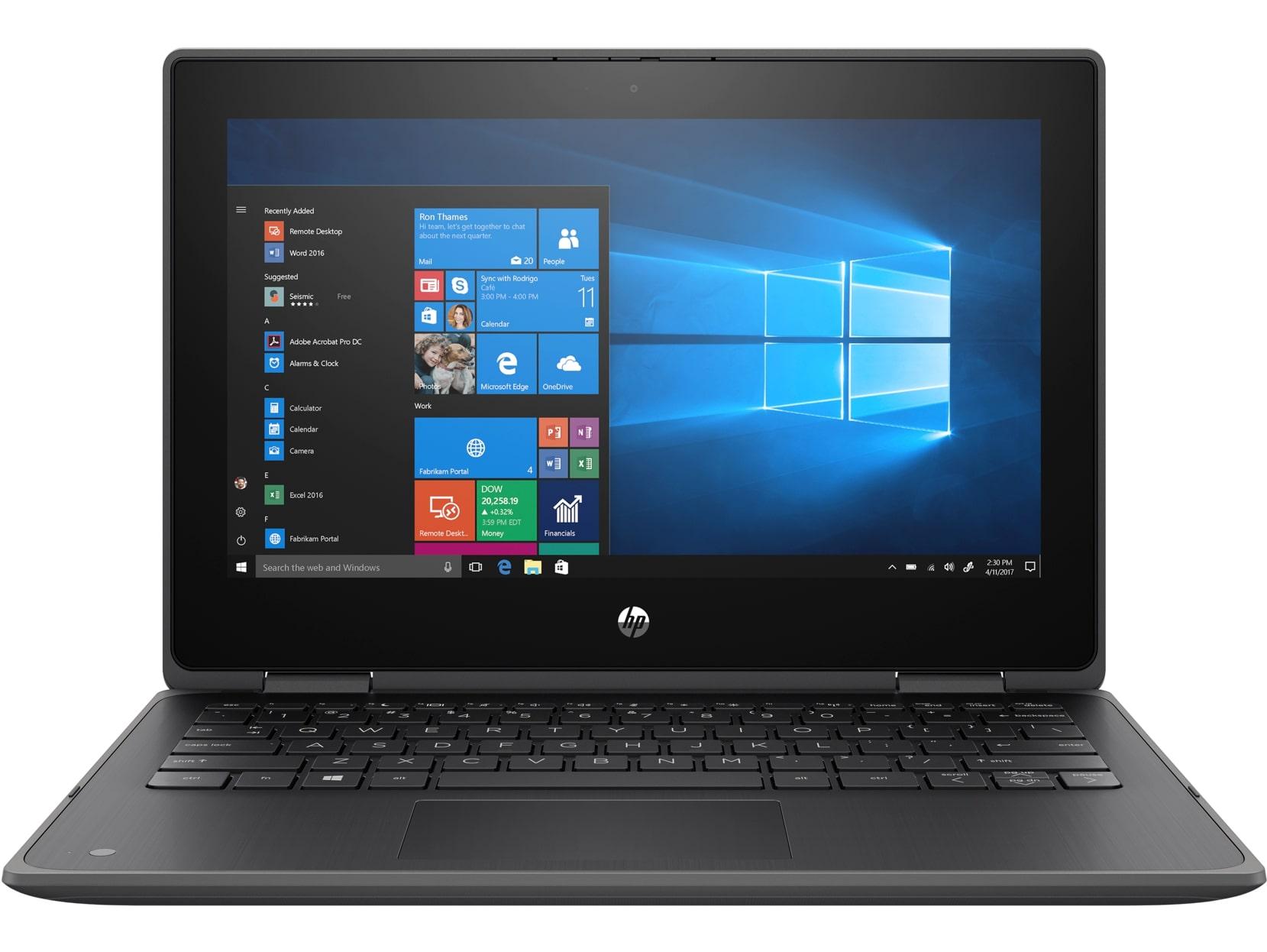 """HP ProBook x360 11"""" G5 N5030/8GB/256SSD/W10"""
