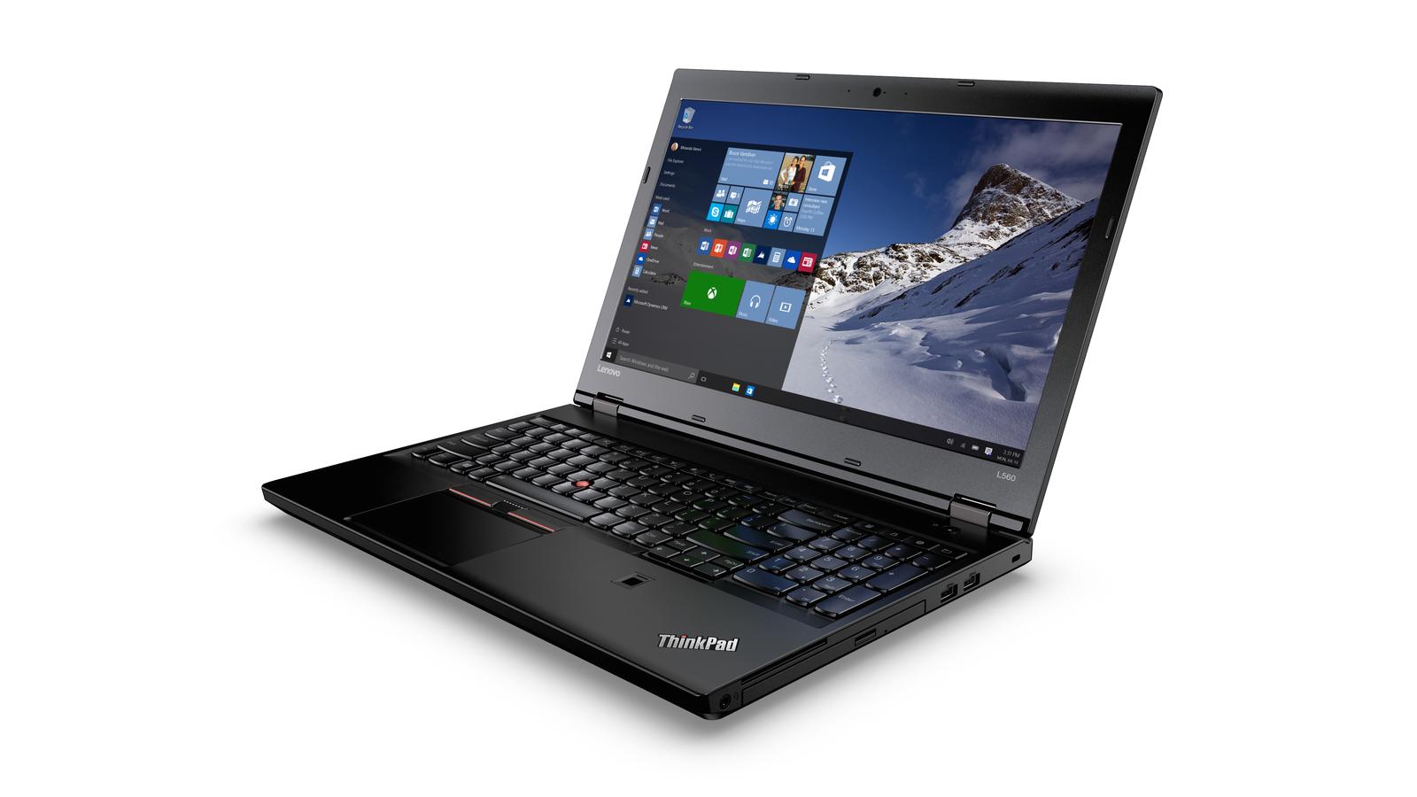 """20F2S24000 ThinkPad L560 15.6"""" IPS FHD/i7-6600U/8GB/500GB/HD/10 Pro"""