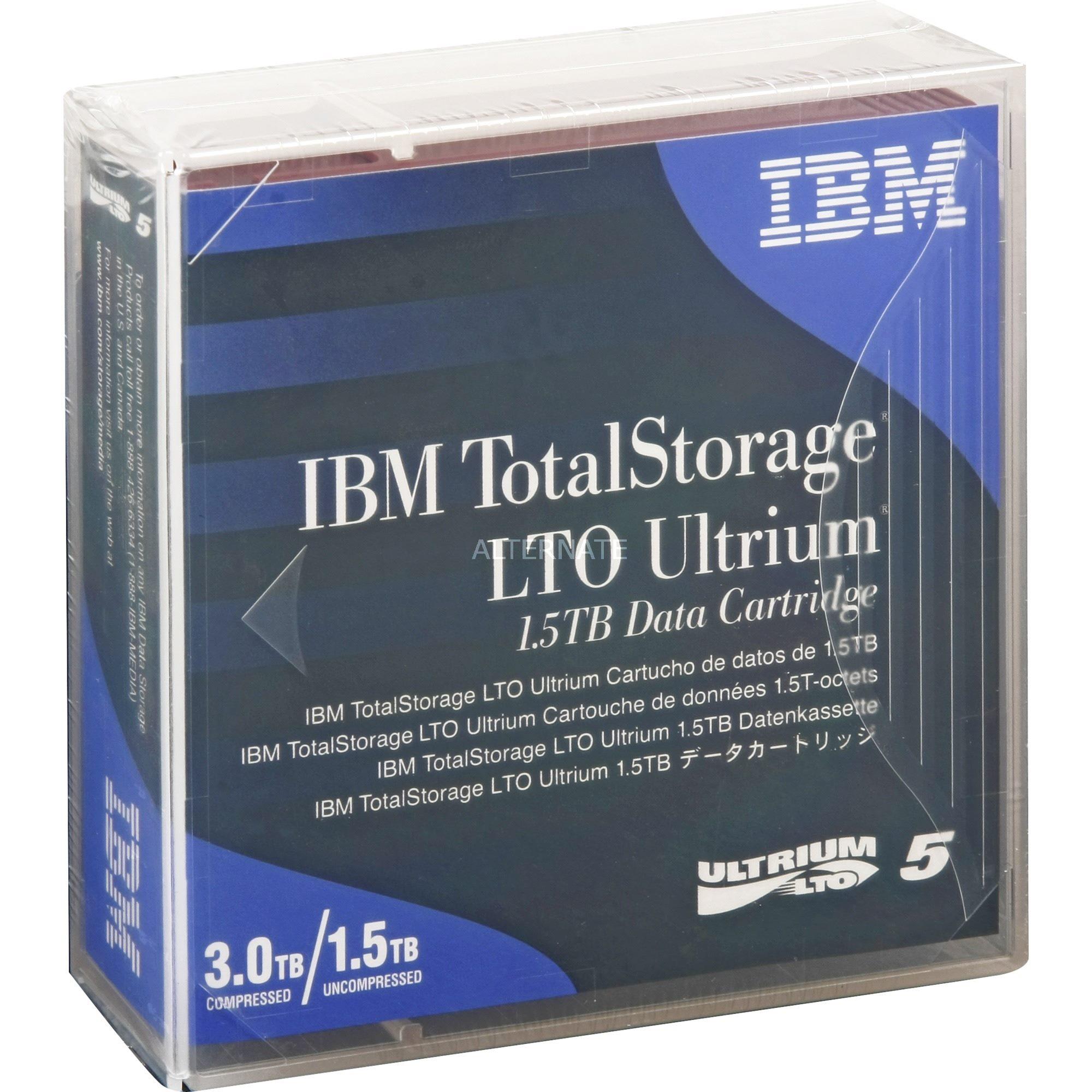 IBM LTO5 Ultrium 1,5/3,0TB - 46X1290