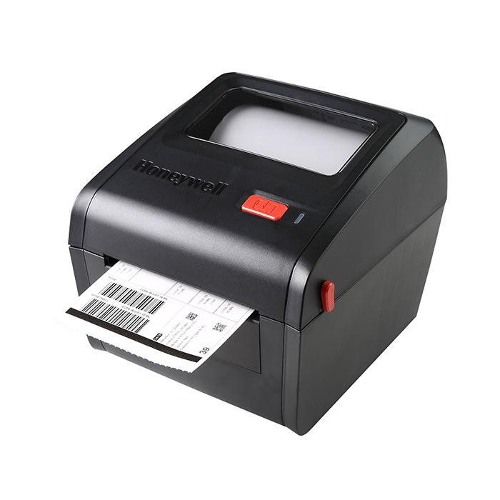 PC42D, 6IPS (max. 8IPS), Black, USB only, 203dpi, EU & UK Power Cord - PC42DHE030018