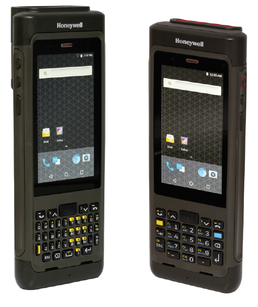 Honeywell - CN80/3GB/32GB/Num/EX20NearFarImager/Cam/WLAN/BT/And7GMS/CP