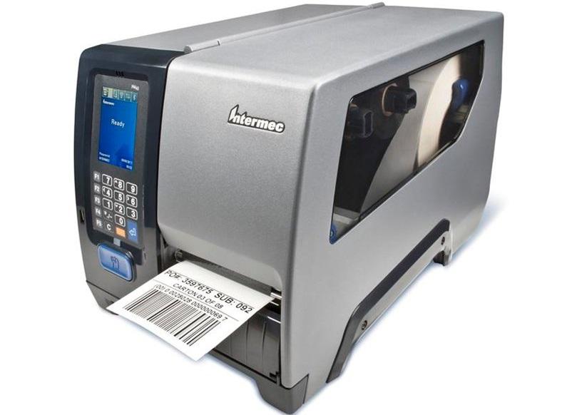 Honeywell PM43, TT, 203DPI, 4'', LCD, USB, RS232, LAN - PM43A11000000202