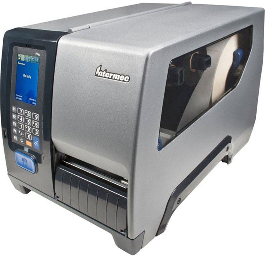 Honeywell PM43, Full Touch Display, LAN, WIFI, TT203dpi, eu Power Cord - PM43A15000000202