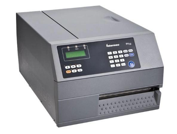 PX6E, Ethernet, 256 MB, Real Time Clock, TT, 203dpi - PX6E010000000120