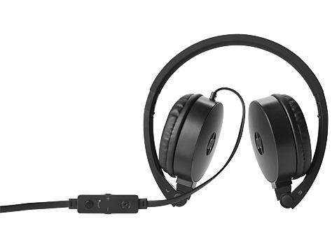 HP Stereo Headset H2800 Black