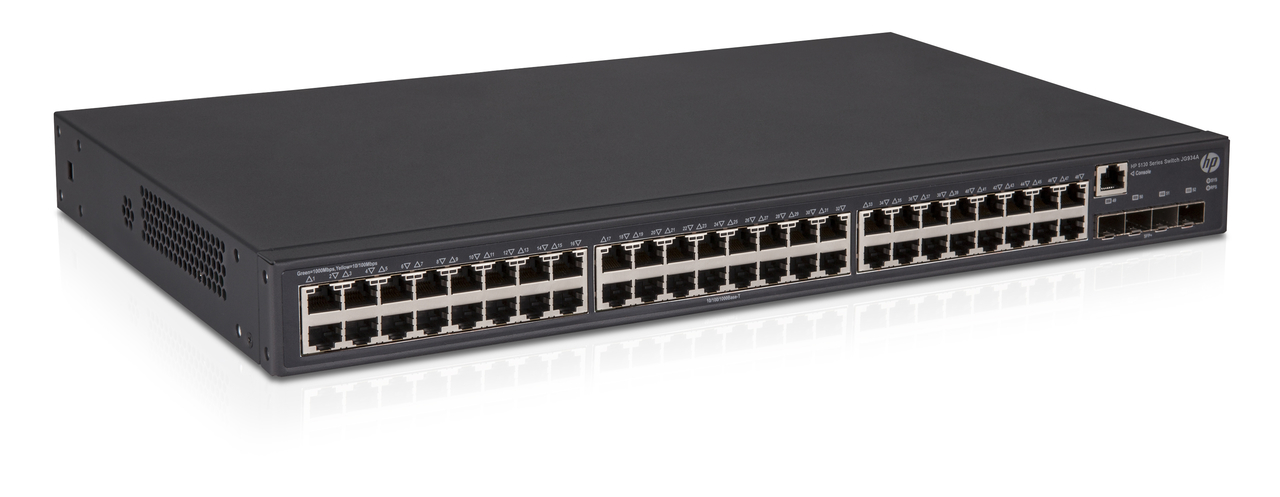 HPE 5130 48G 4SFP+ EI Switch