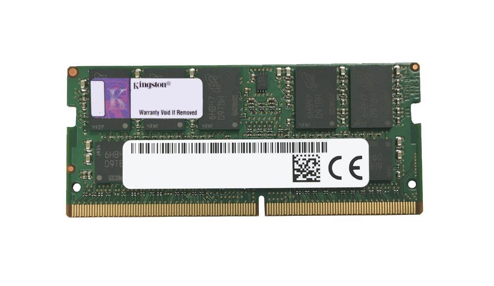 SO-DIMM 16GB DDR4-2400MHz ECC Kingston CL17