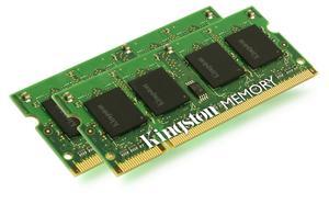 4GB 667MHz DDR2 SO-DIMM kit pro Apple, 2x2GB