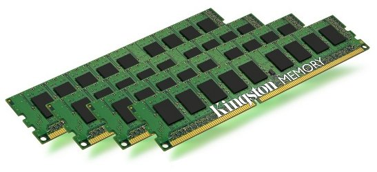 32GB 1333MHz DDR3 ECC kit pro HP/Compaq, 4x8GB