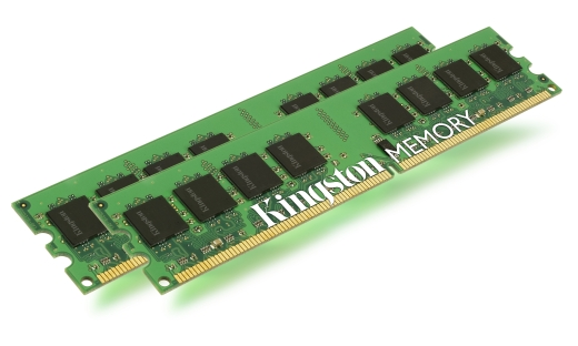 16GB 667MHz Dual Rank Kit Kingston pro HP, 2x8GB