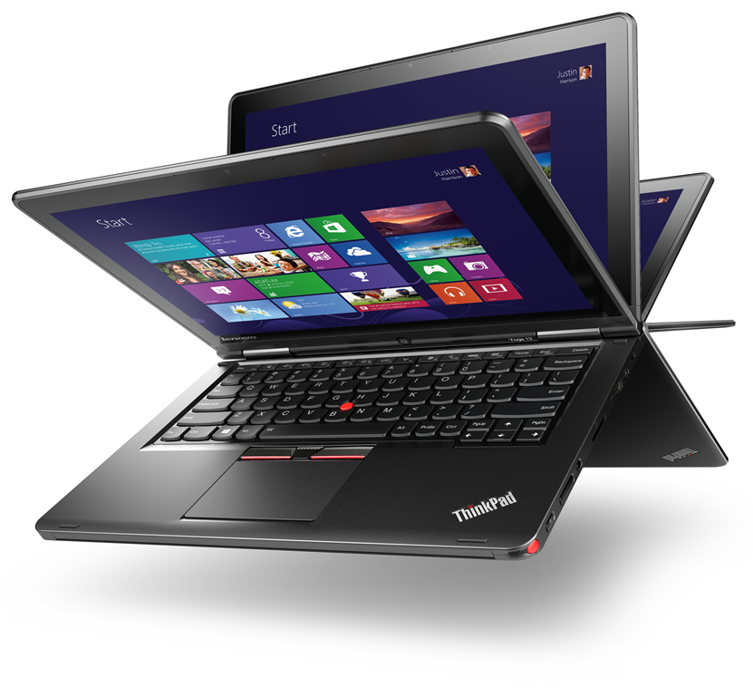 ThinkPad Yoga 12 FHD Touch/i5-5200U/8GB/256SSD/HD/B/7P+8.1P