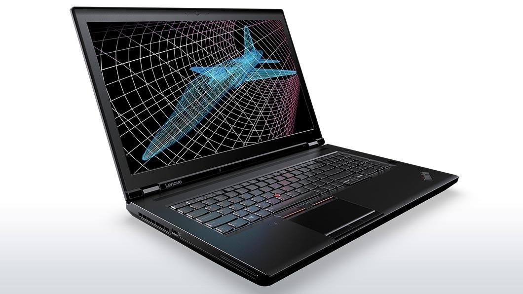 "ThinkPad P70 17.3"" 4K IPS/E3-1575M/16GB/512GB SSD/M5000M/DVD/Win 7 Pro + 10 Pro"