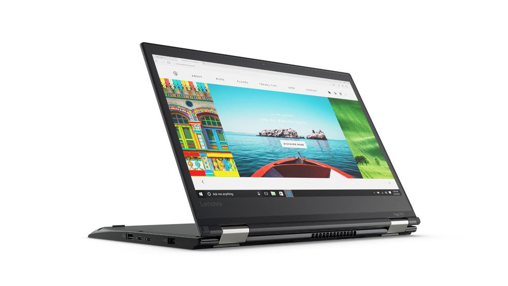 """TP Yoga 370 13,3""""/i5-7200U/8GB/256SSD/INT/W10P/Bl"""