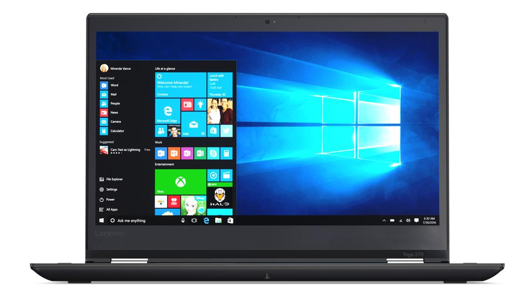 TP Yoga 370/13,3''/i7-7600U/8GB/512GBSSD/W10P