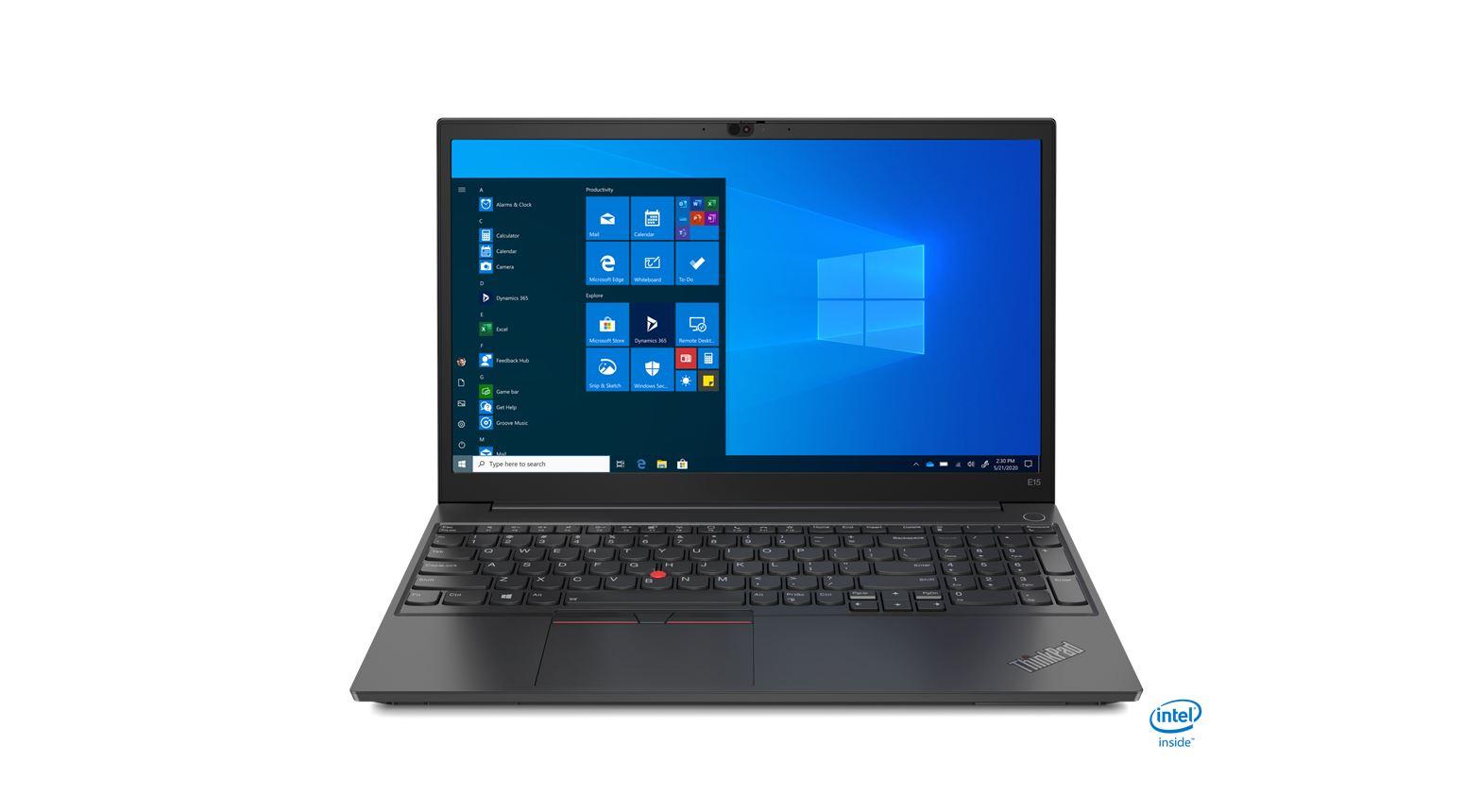 Lenovo TP E15 15.6''FH/i3-1115G4/8G/256/F/W10P - 20TD0001CK