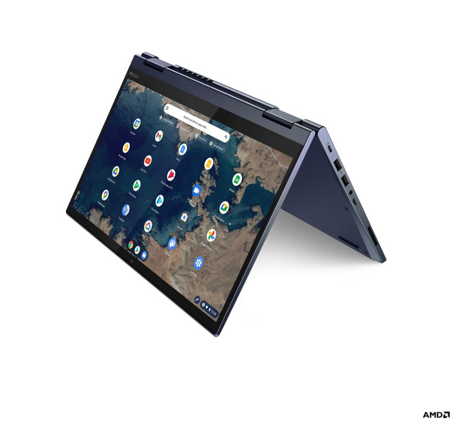 Lenovo TP C13 Yoga T 13.3FH/Athlon_3150C/4G/64/Chrome - 20UX000EVW