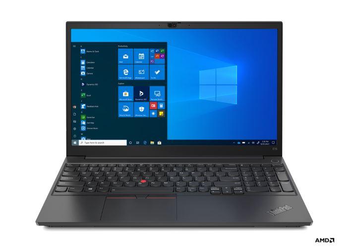 Lenovo TP E15 Gen 3 15.6''FH/Ryzen 5 5500U/8G/256/W10P - 20YG003XCK