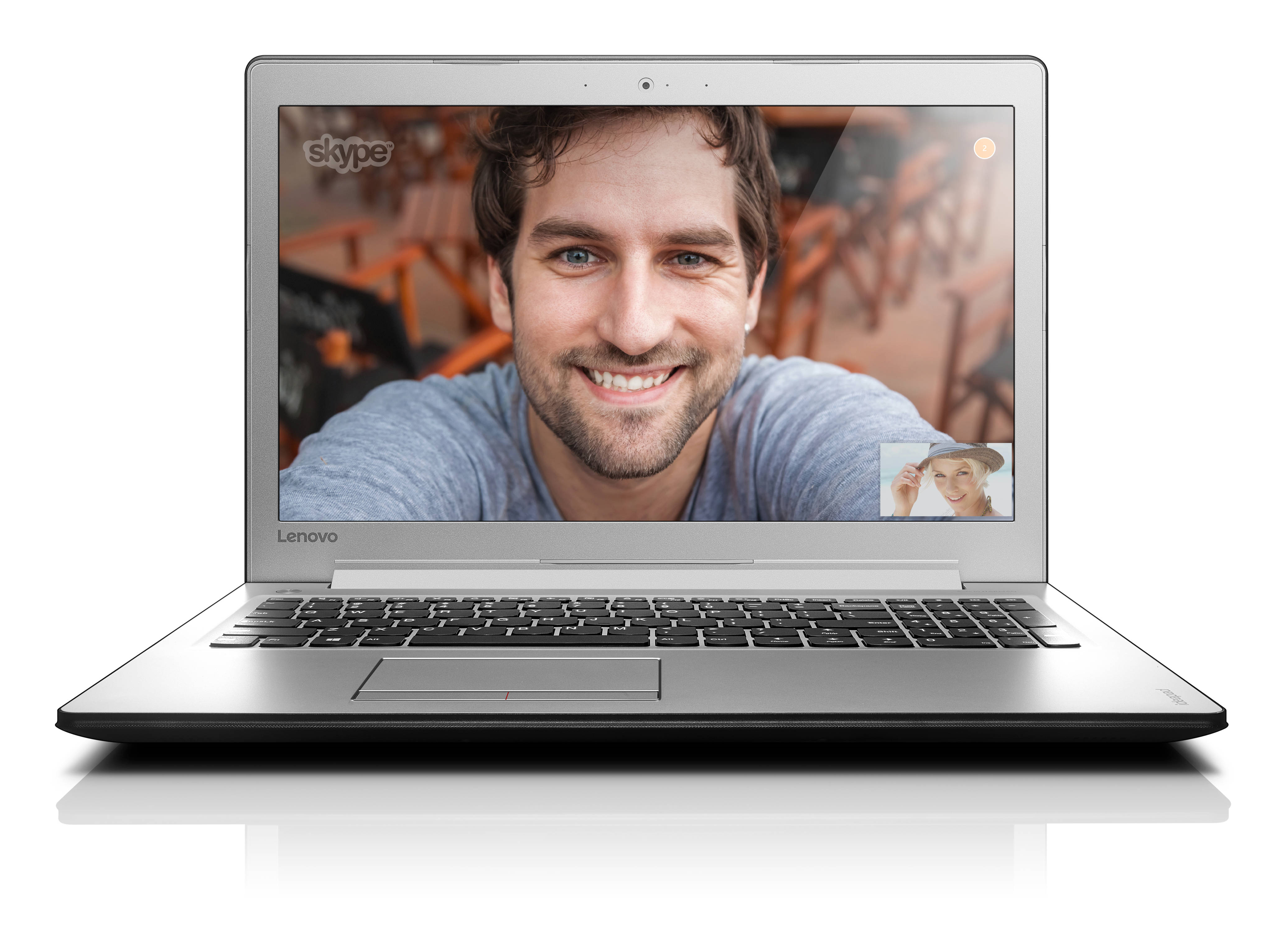 Lenovo IdeaPad 510 15.6 FHD/I5-6200U/8G/1TB/NV4G/W10 black
