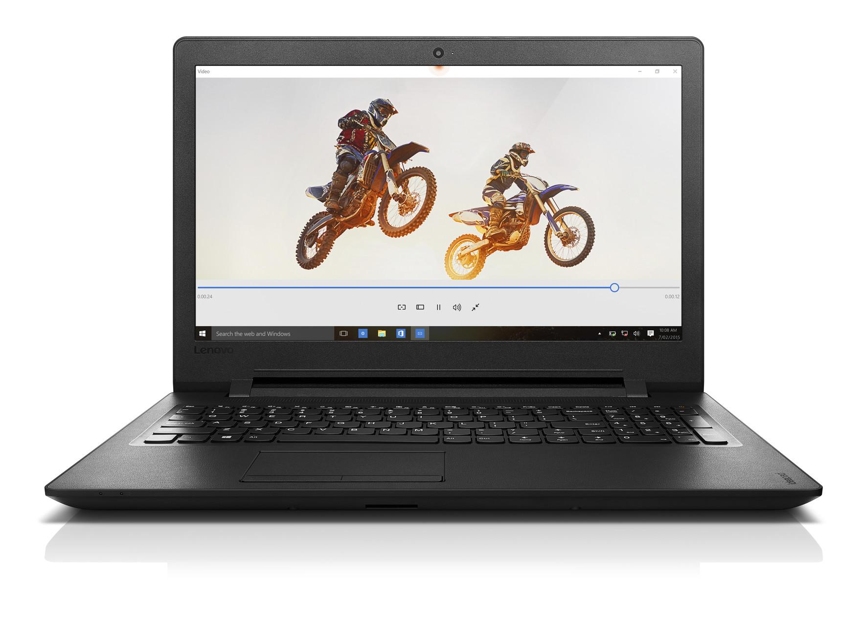 """Lenovo IdeaPad 110 15.6""""HD/N3710/500GB/4G/INT/W10"""