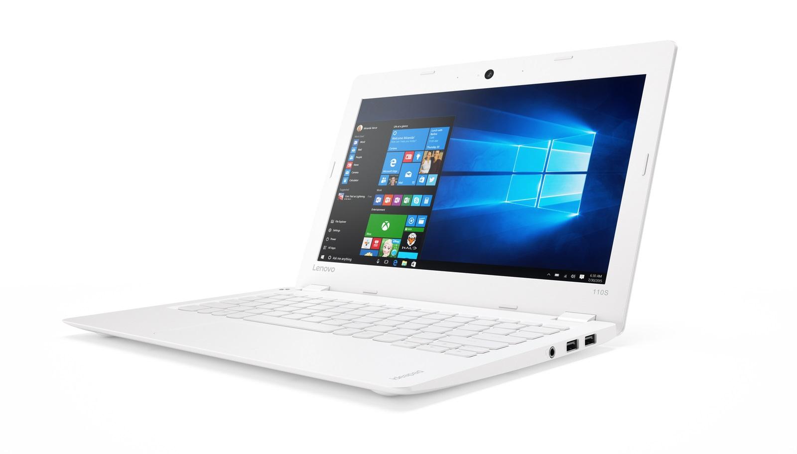 Lenovo IdeaPad 110S 11.6 HD TN AG/N3060/32G EMMC/2G/INT/W10 bílý