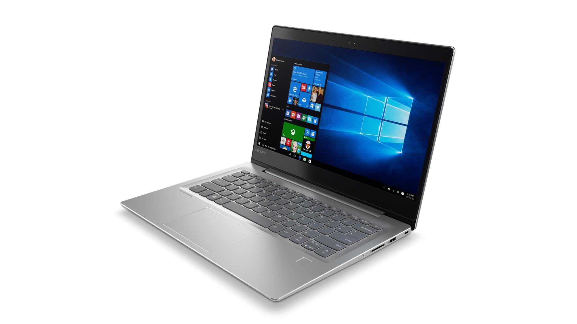 80X2002WCK Lenovo IdeaPad 520S 14.0 FHD IPS AG/i5-7200U/8G/256SSD/940MX-2G/W10H/Backlit/720p/Šedá