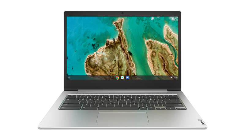Lenovo Chromebook 3 14 FHD/CEL N4020/4G/64G/chrome/šedá - 82C10024MC