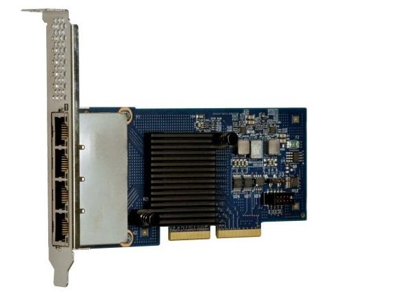 System x Intel I350-T4 ML2 Quad Port GbE Adapter