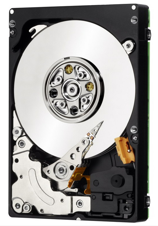 ThinkServer 3.5'' 1TB 7.2K Enterprise 6Gbps SATA Hot Swap Harrd Drive