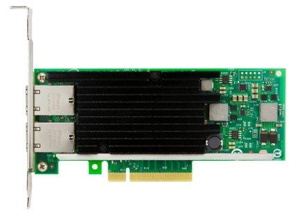 System x Intel X540-T2 Dual Port 10GBaseT Adapter