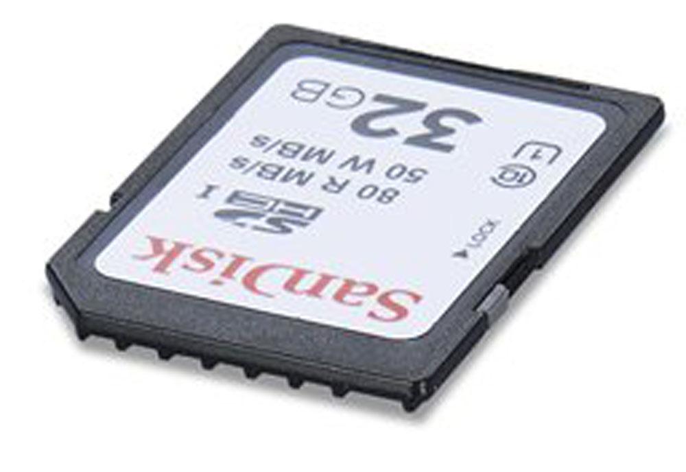 ThinkServer 32GB SD Card