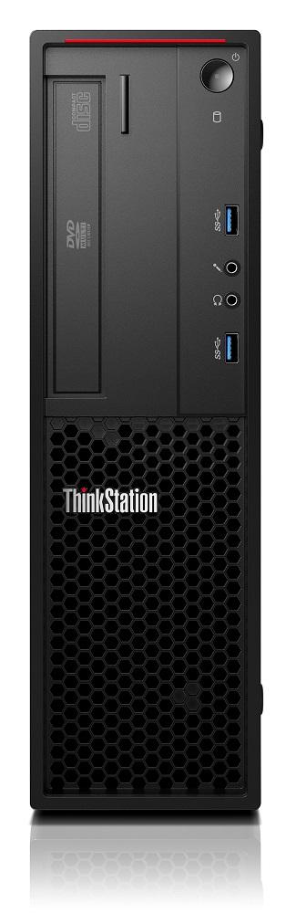 ThinkStation P310 SFF/i7-6700/4GB/256GB SSD/DVD/HD/Win 7 Pro + 10 Pro