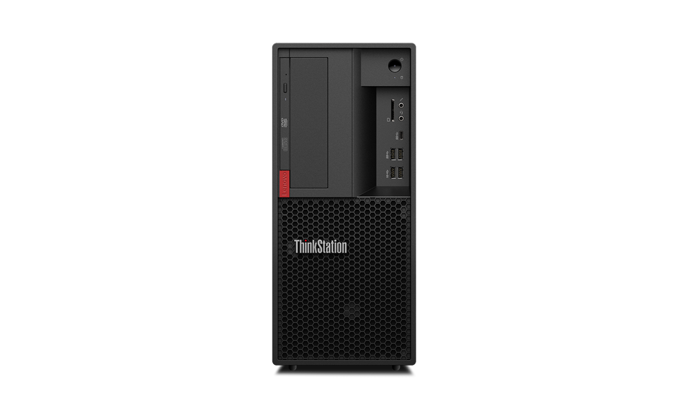 Lenovo ThinkStation TS P330 TWR/i7-9700/2x8G/256+1T/P2200/DVD/W10P +Sleva 50€ na bundle s monitorem!
