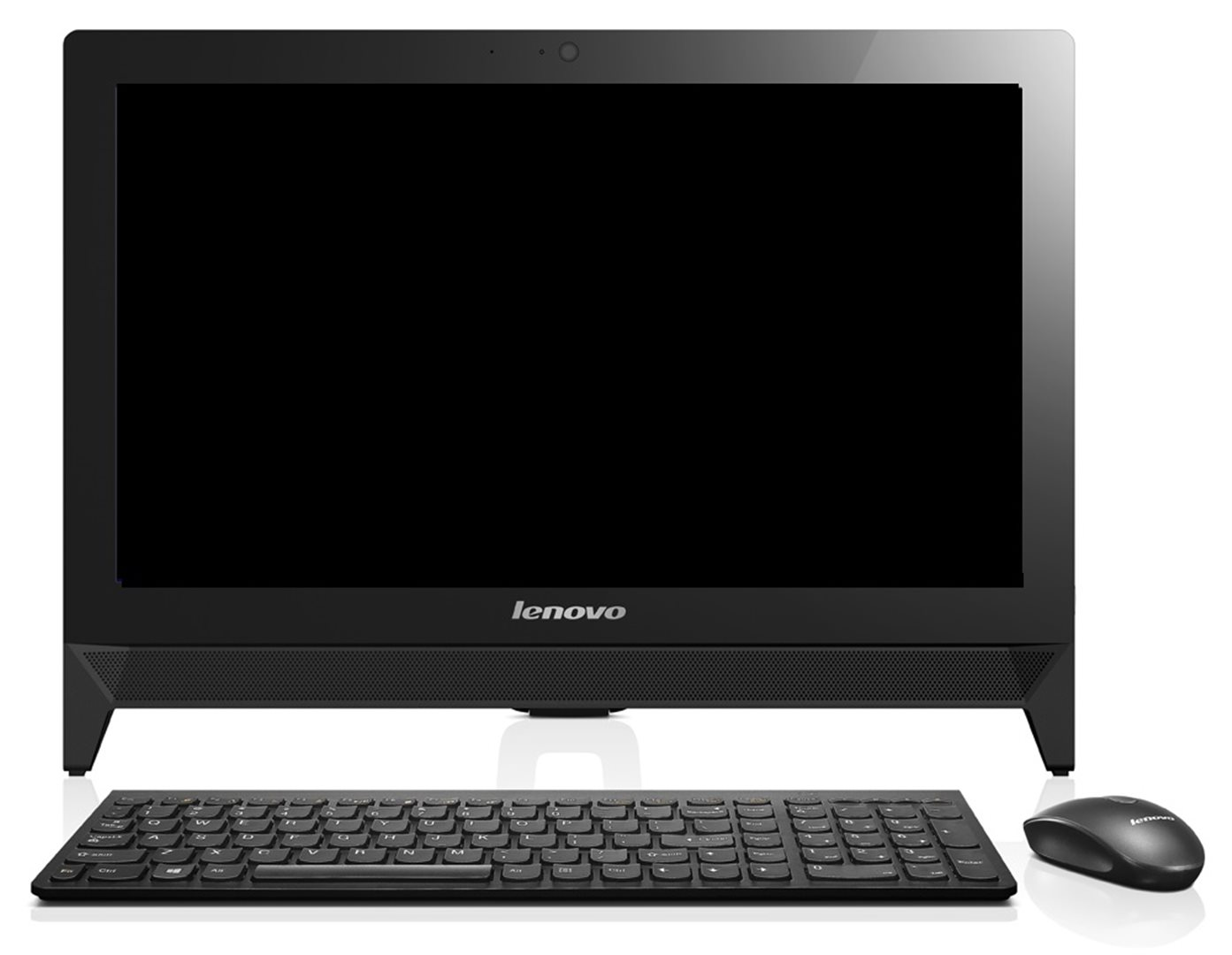 Lenovo IdeaCentre C20-00/N3050/500GB/4G/INT/DVDRW/DOS černý