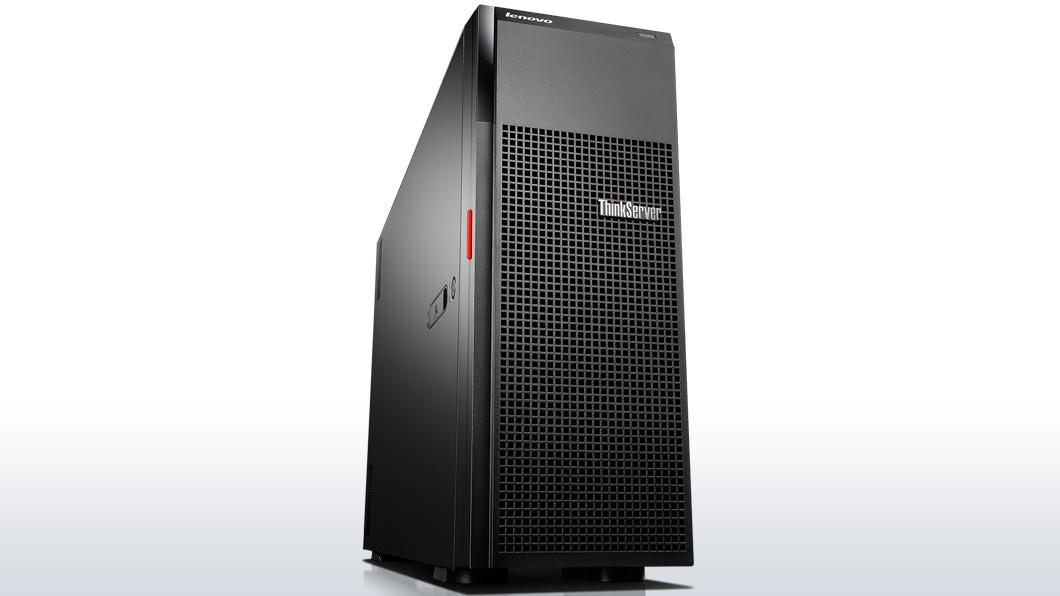 ThinkServer TD350 TWR/E5-2609v4/1x8GB/DVD/550W Platinum