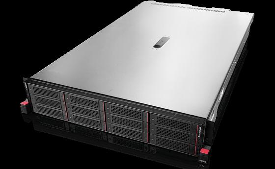 ThinkServer RD650 Rack/E5-2630/2x8GB/DVD/750W Platinum