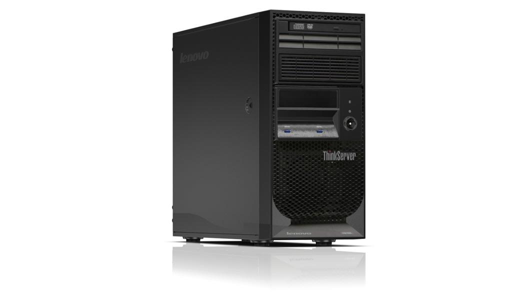 TS150 TWR/E3-1225v5/16GB/2x1TB/DVD/250W Bronze/LFF