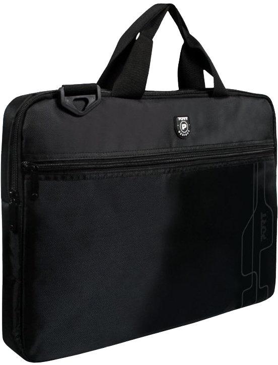 Port Liberty New taška na notebook 15.6'' černá