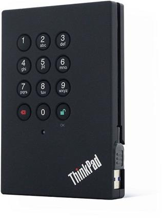 ThinkPad USB 3.0 Secure Hard Drive-2T