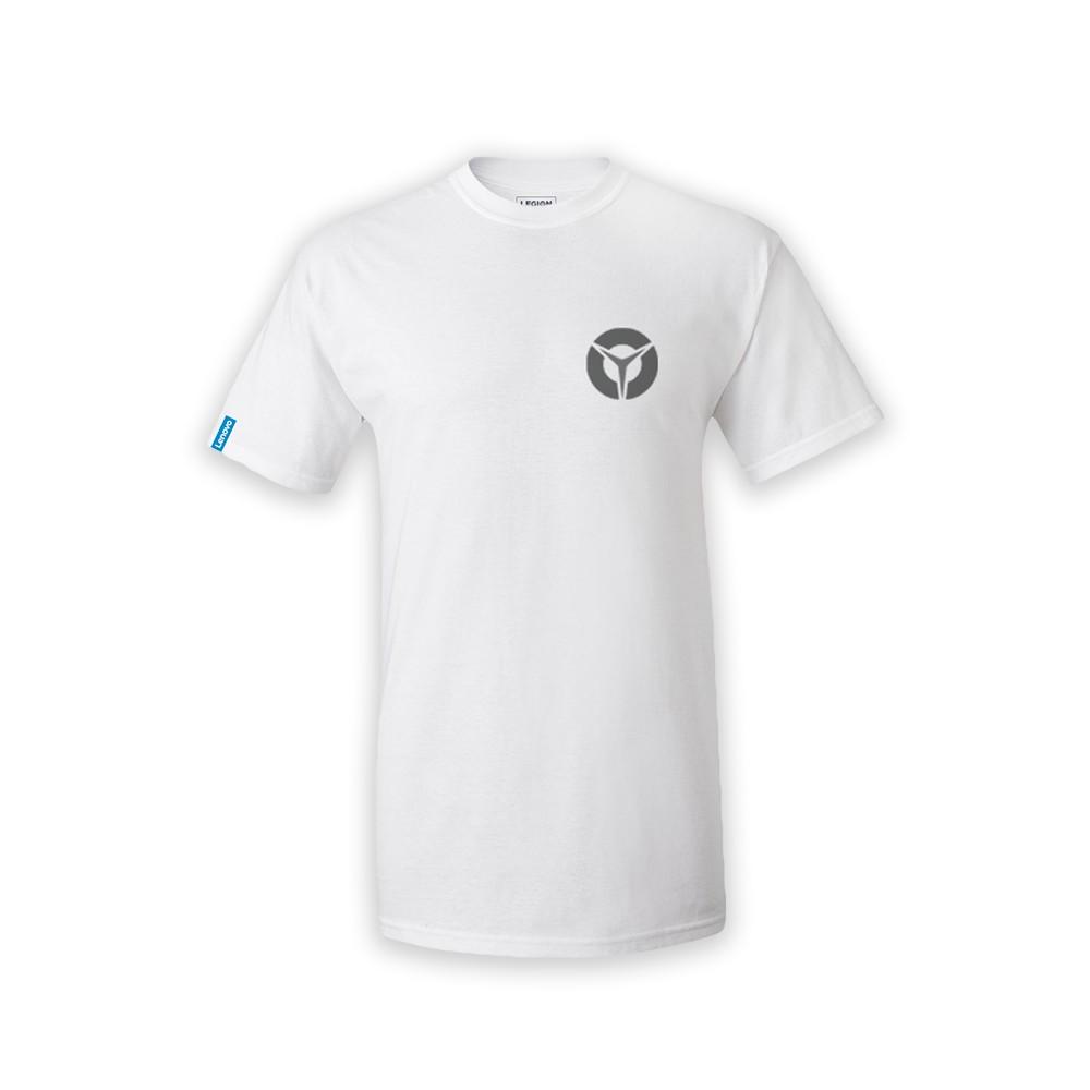 Lenovo Legion White T-Shirt - Male XXL - 4ZY1A99218